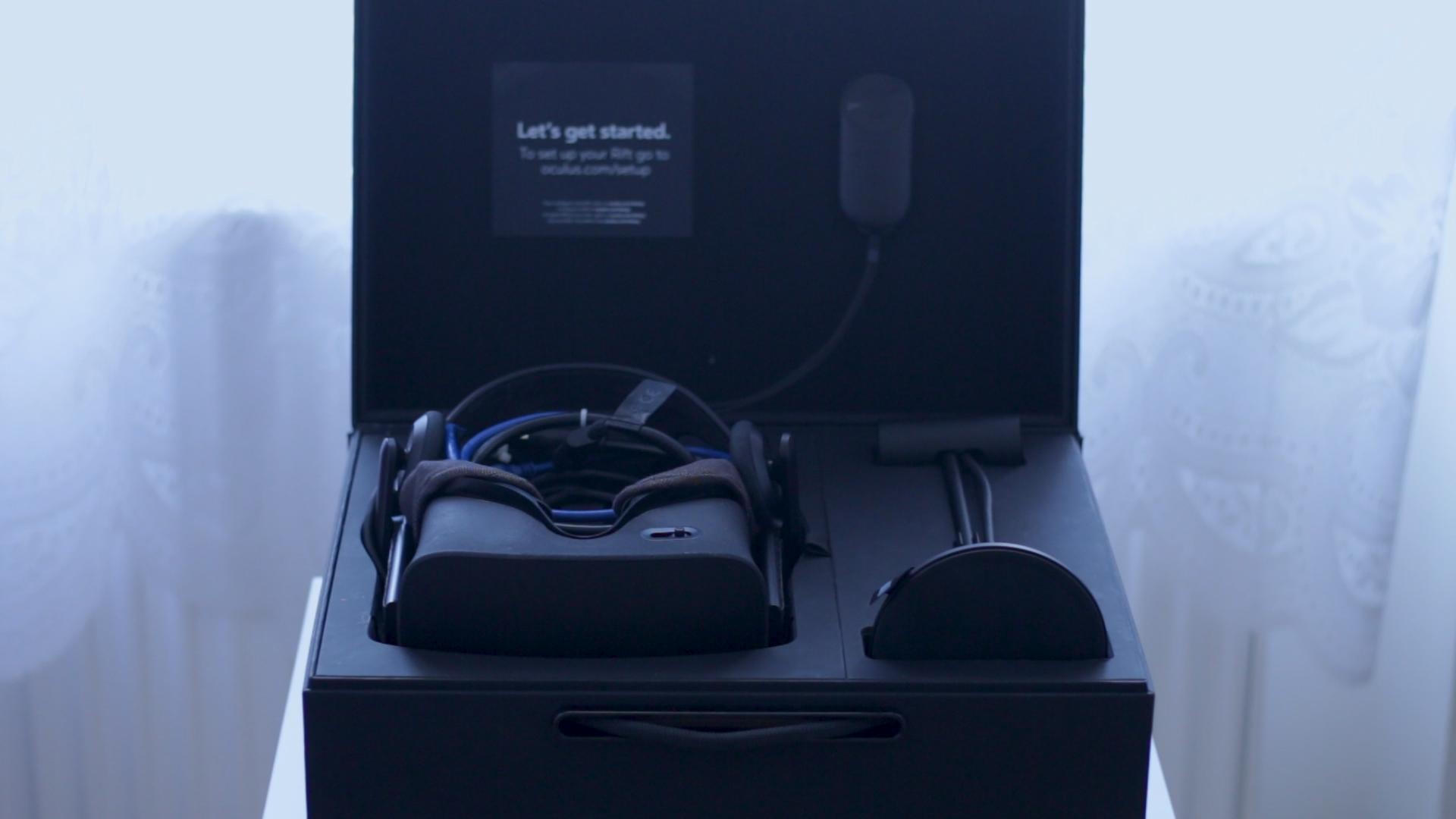 Holoszoba Oculus Rift CV1 Körkép