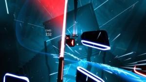 Holoszoba Beat Saber VR ritmus játék