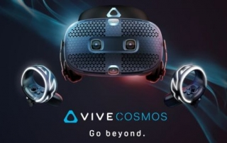 Holoszoba - HTC Vive Cosmos