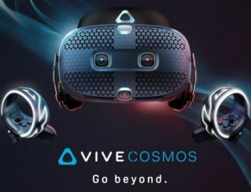HTC Vive Cosmos, elérkezett a modularitás korszaka a VR-ba