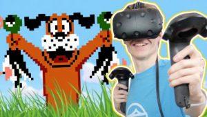 Holoszoba - Duck Season VR játék kép