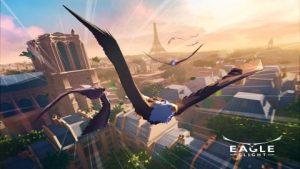 Holoszoba Eagle Flight felfedezés
