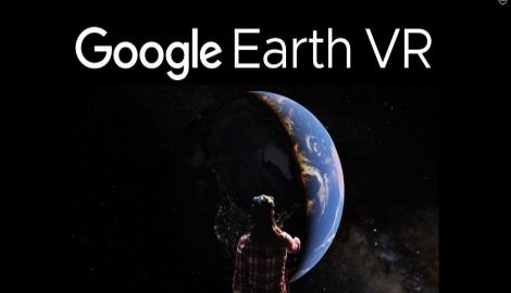 Holoszoba - Google Earth VR