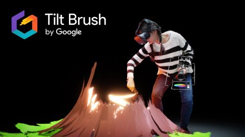 Google Tilt Brush VR