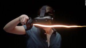Holoszoba Google Tilt Brush VR Festőprogram