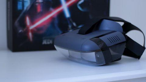 Holoszoba - Lenovo Jedi Challenges AR