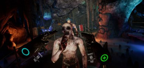 Holoszoba Killing Floor: Incursion VR játék