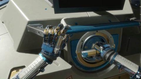 Holoszoba - Lone Echo Oculus exkluzív VR játék