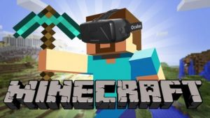 Holoszoba Minecraft VR játék