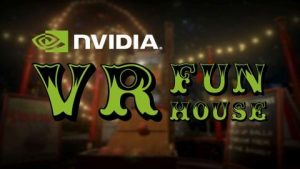 Holoszoba - NVIDIA VR Funhouse játék