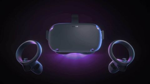 Holoszoba - Oculus Quest VR szemüveg