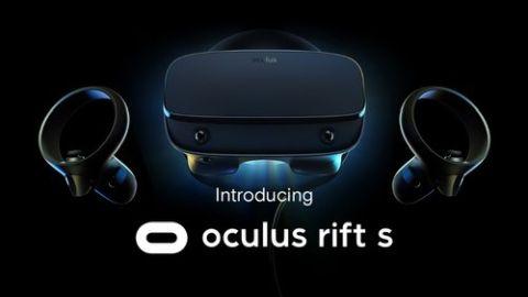 Holoszoba - Oculus Rift S