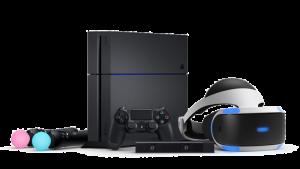 Holoszoba PlayStation VR + PSVR headset