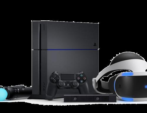 Playstation VR bérlés