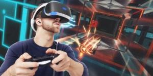 Holoszoba Playstation VR szemüveg