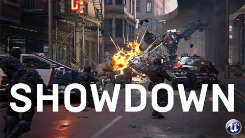 Holoszoba - Showdown VR kisfilm