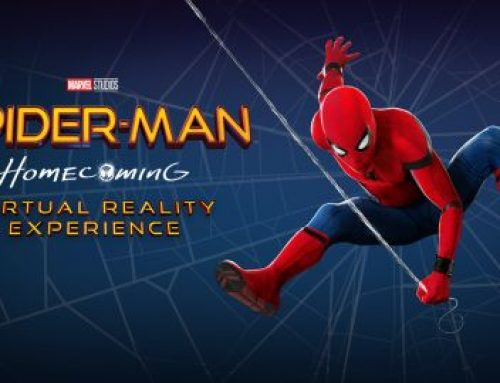 Spider Man Homecoming VR