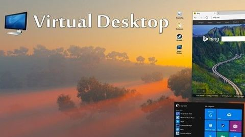 Virtual Desktop 1.0