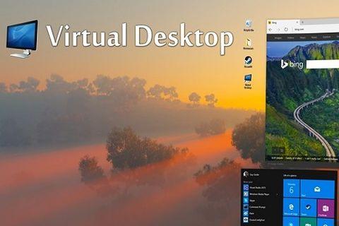 Holoszoba - Virtual desktop alkalmazás