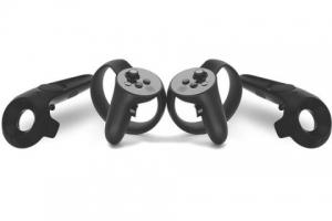 Holoszoba VR headset kontrollerek