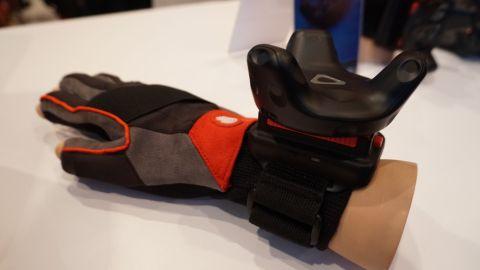 Holoszoba HTC Vive Tracker technológia