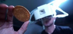 A VR szemüveg átveri az agyad - Holoszoba