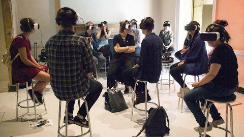 Holoszoba VR konferencia