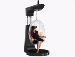 Holoszoba VR Treadmill