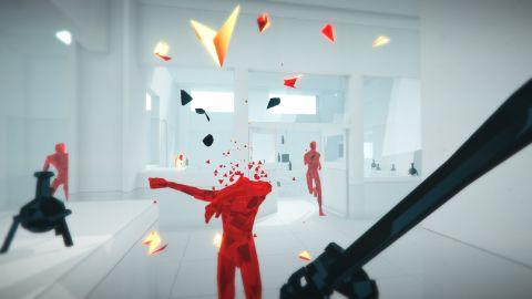 Holoszoba - Superhot VR