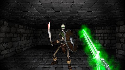Crystal Rift játékkép