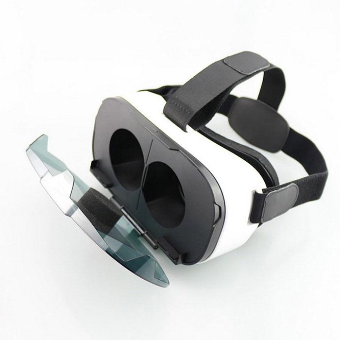 Mobilos VR headsetek, olcsósított VR szemüvegek nagy kompromisszumokkal