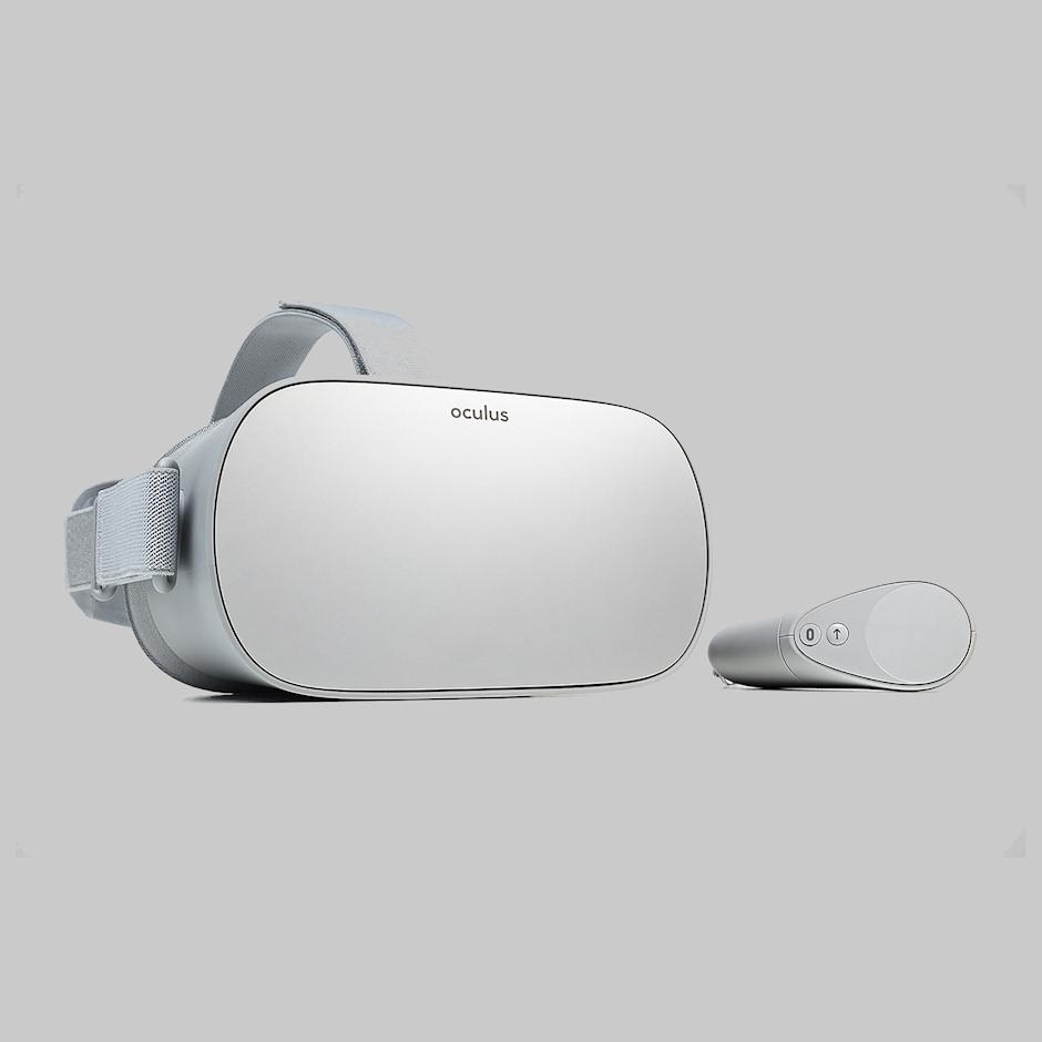 Oculus Go – VR szemüveg, amihez nem kell majd izmos számítógép vagy mobiltelefon