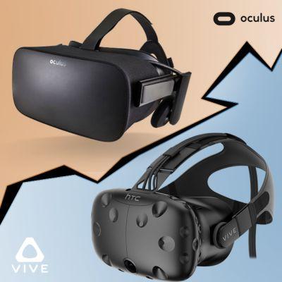 Oculus Rift vagy HTC Vive?