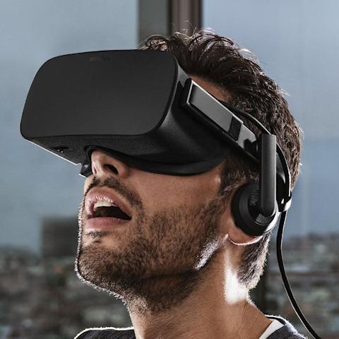 Oculus Rift VR szemüveg