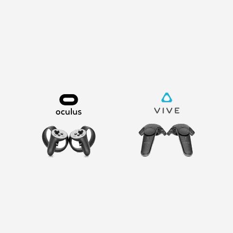 Oculus Touch jobb, mint a HTC Vive kontrollere?