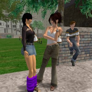 virtuális világ