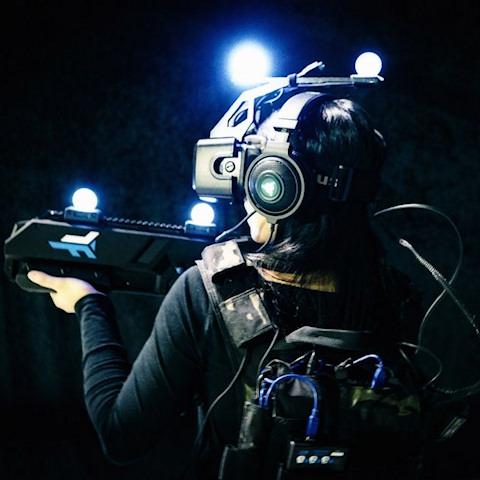 VR játékterem
